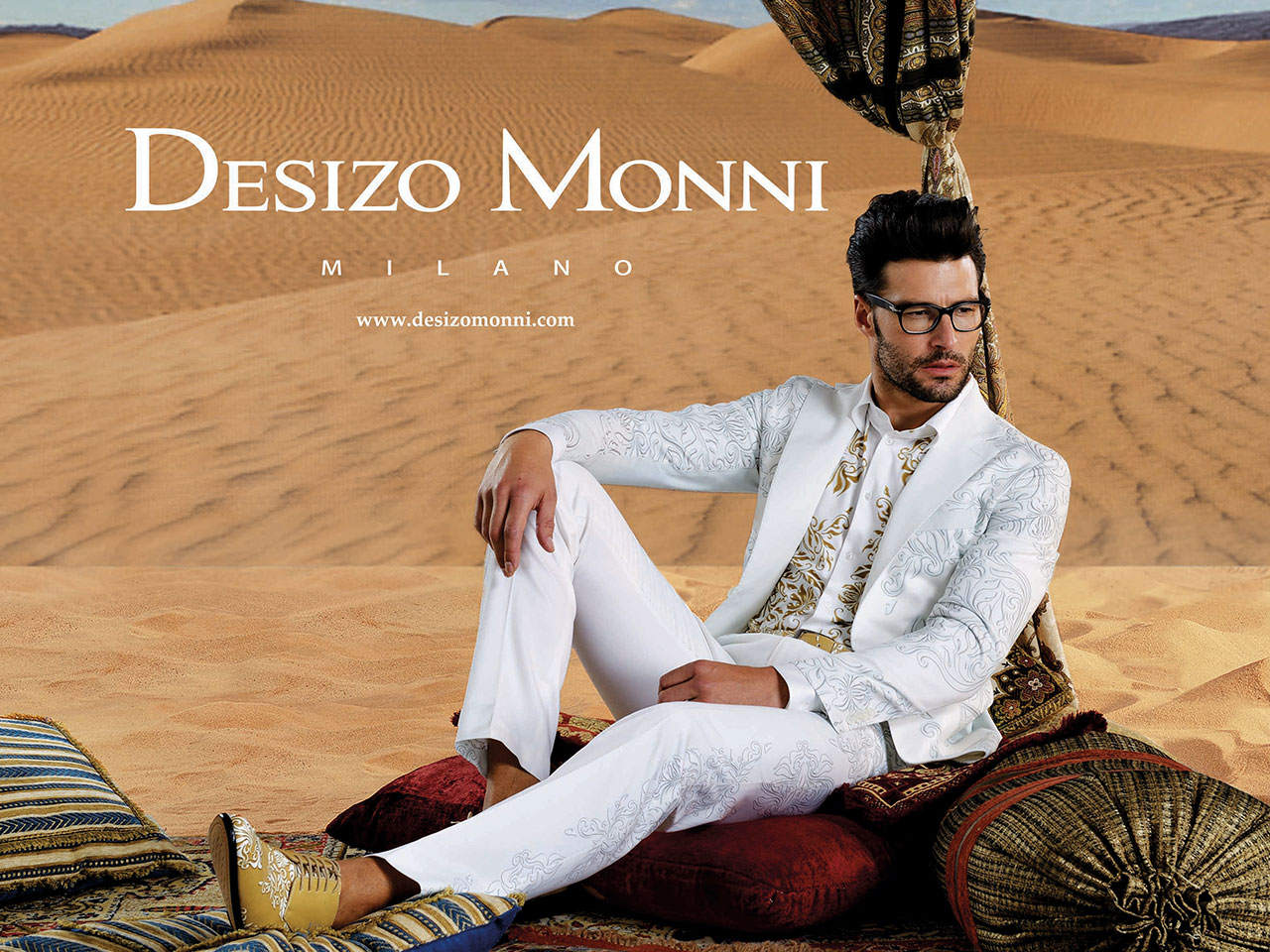 Desizo Monni collection spring summer 2017 by Dilian Markov, model Marian Kurpanov