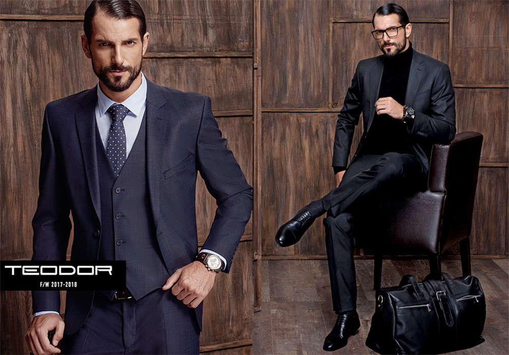 #dilianmarkov #teodor #mens #fashion #advertising #fw2017-2018