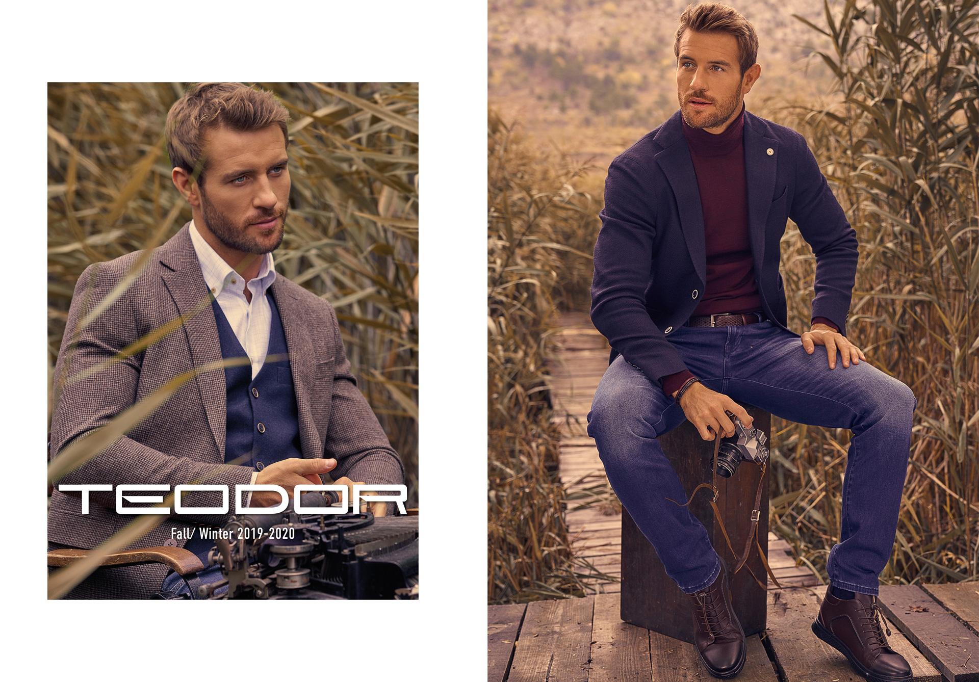 Teodor F/W19-20 aw/19 fashion