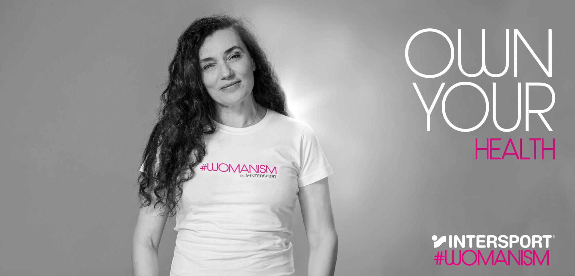 intersport #womanism Биляна Савова