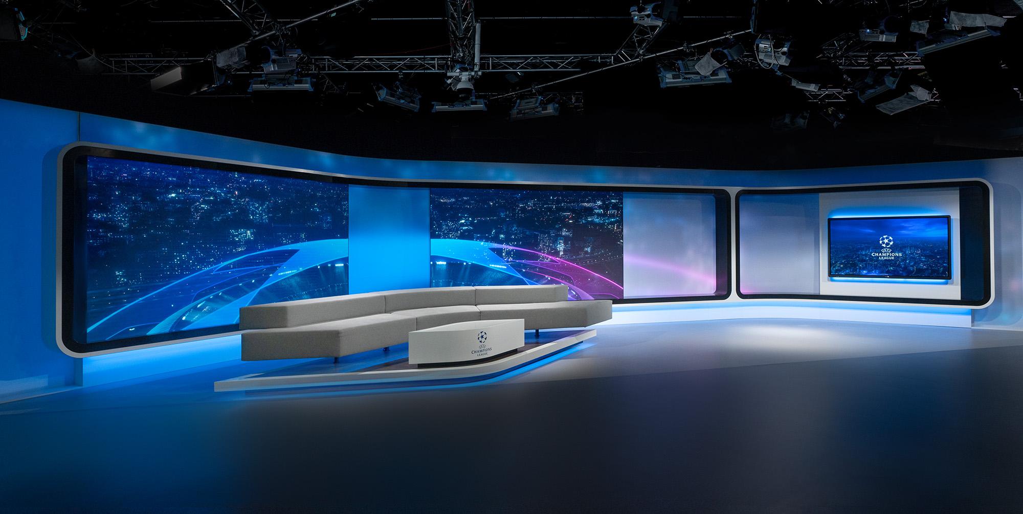 Новото студио на bTV