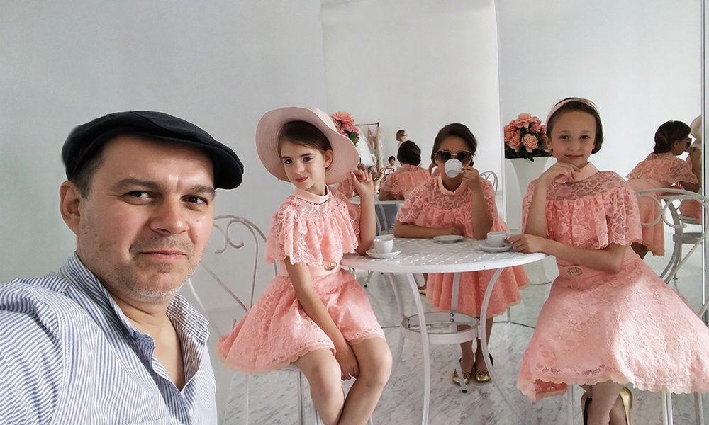 """JUNONA – Kids  """"Comtesse Sophie""""  в студиото на Дилян Марков – video"""